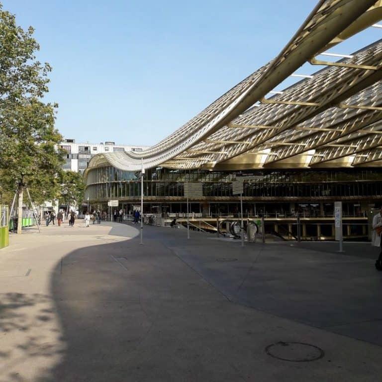 novo Forum des Halles