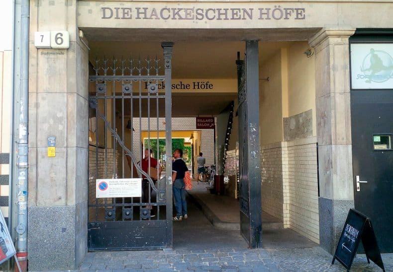 hackesche-höfe