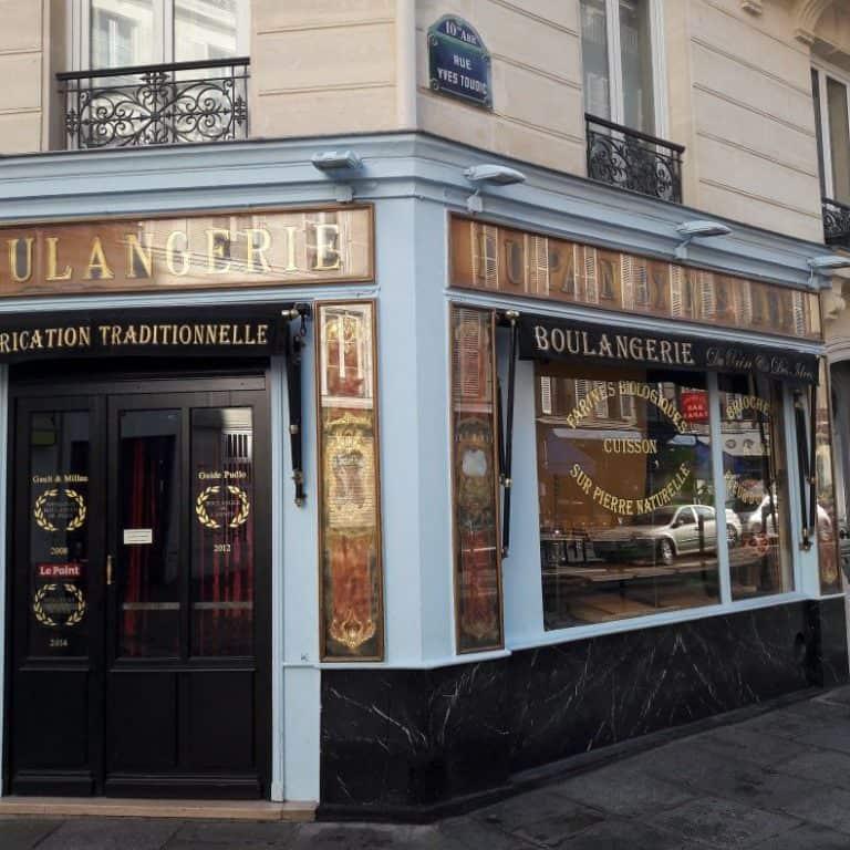 melhores croissants de Paris