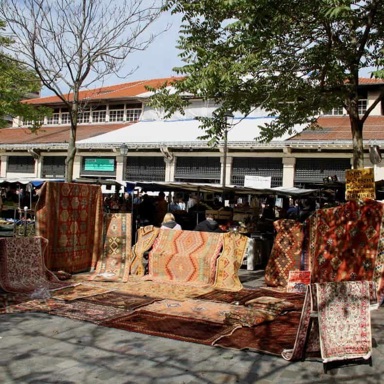 Mercado d'Aligre