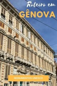 roteiro em Gênova