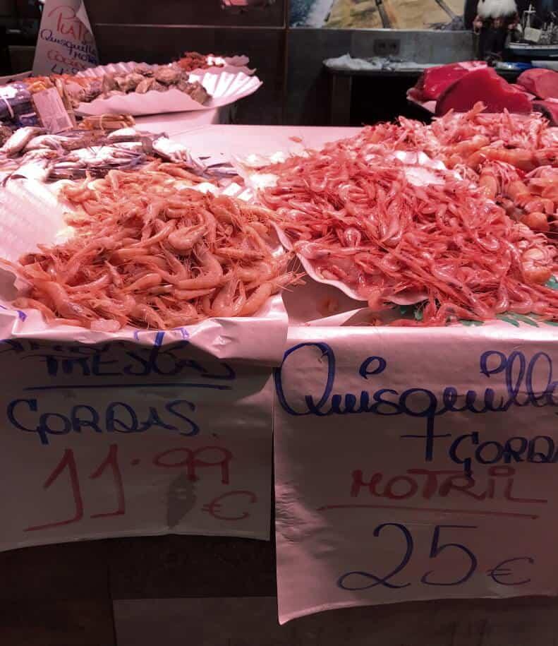 mercado San Agustín