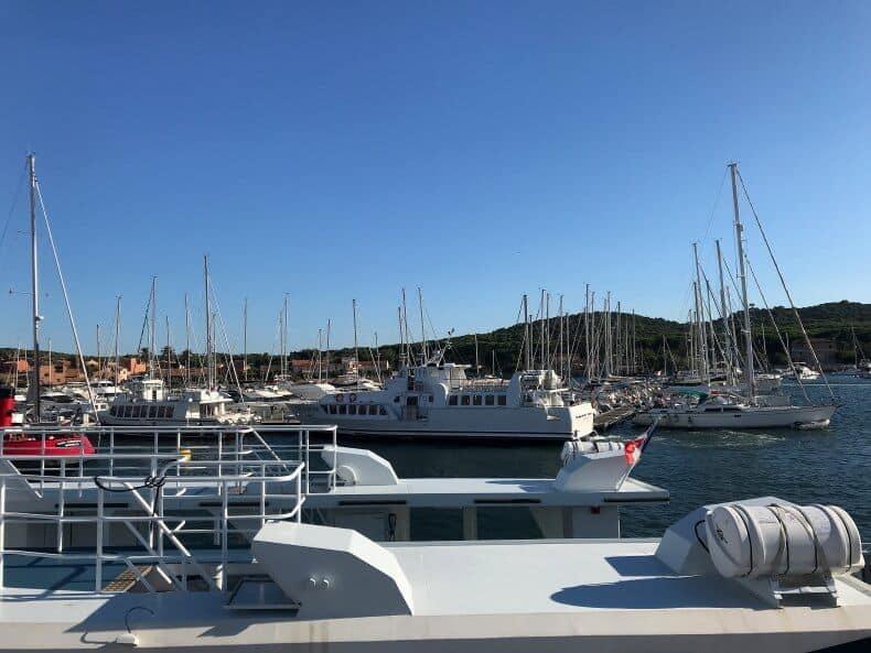 porto de Porquerolles