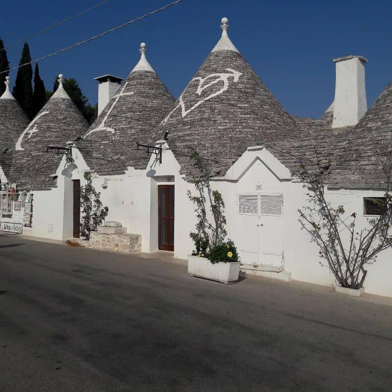 """""""trulli"""" de Alberobello"""