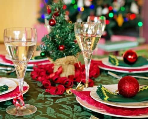 Ceia de Natal italiana