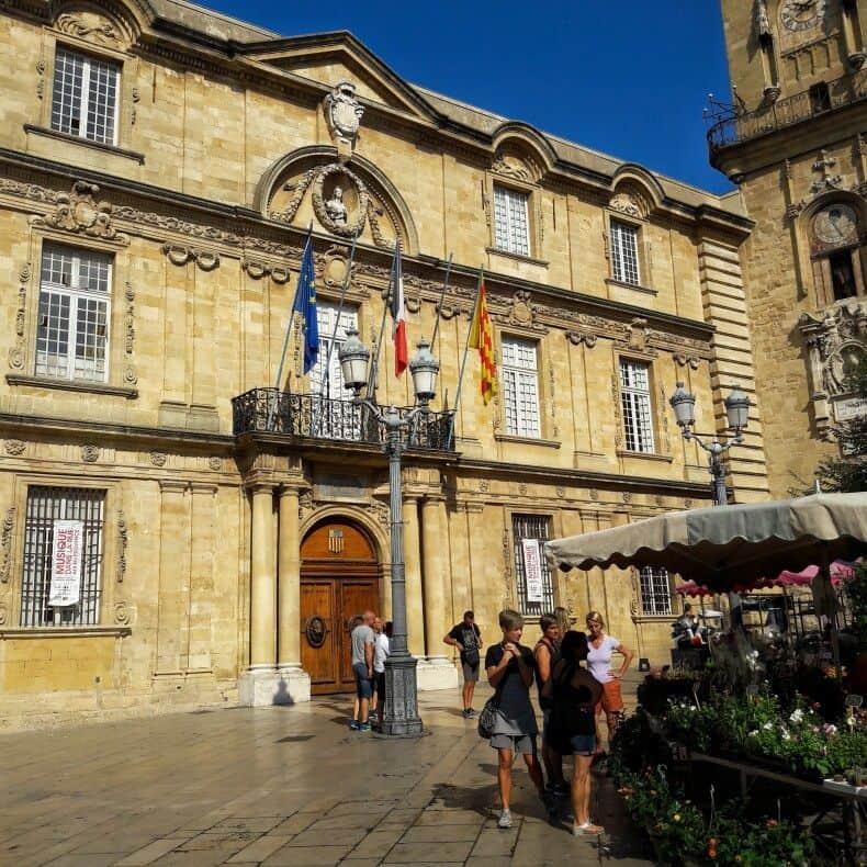 atrações de Aix-en-Provence