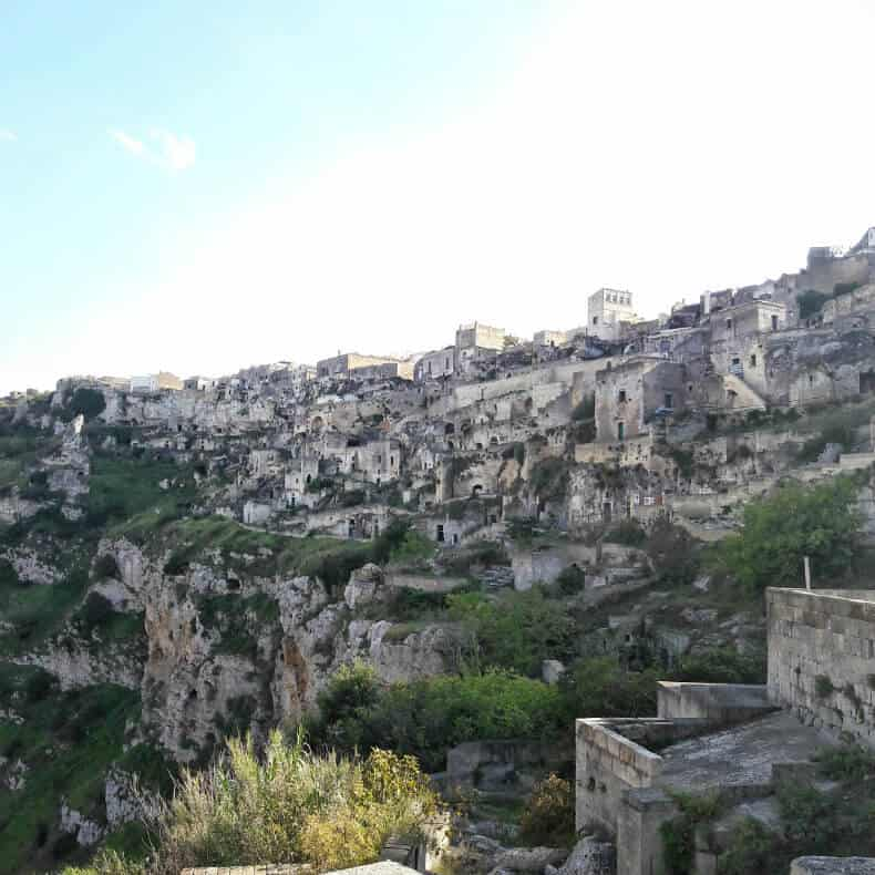 Matera a capital europeia da cultura