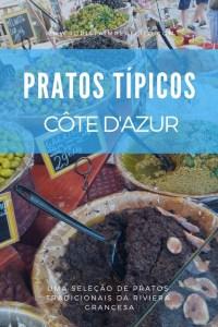 Pratos Côte d'Azur