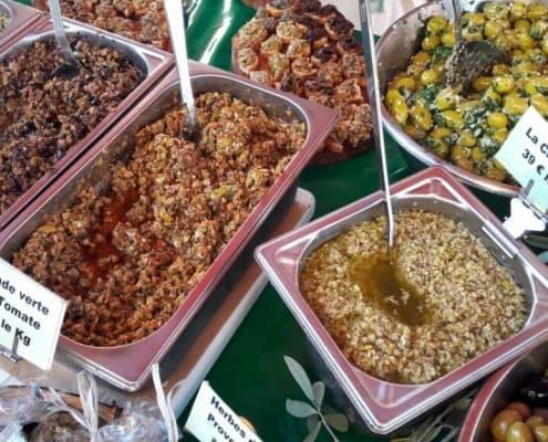 pratos típicos da Côte d'Azur