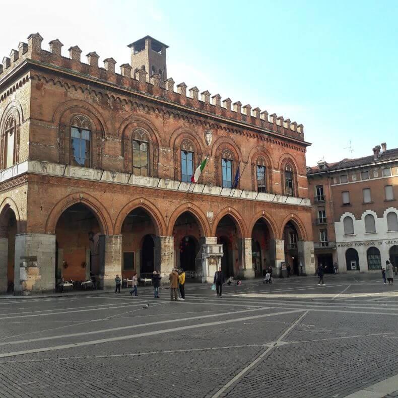 roteiro em Cremona