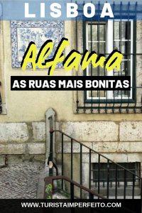 as ruas mais bonitas de Alfama
