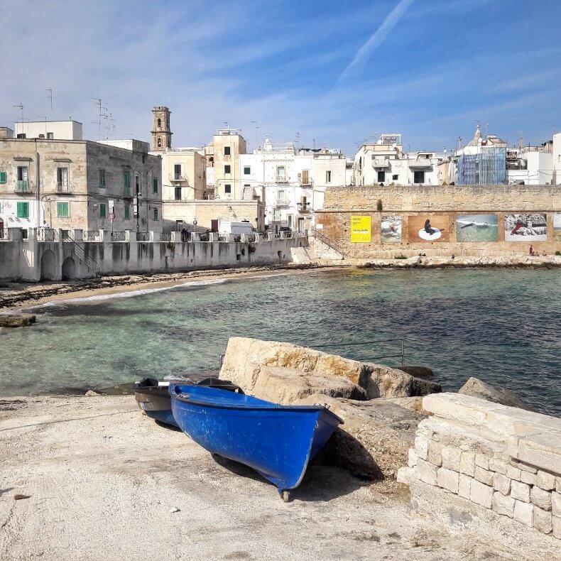 roteiro na Puglia