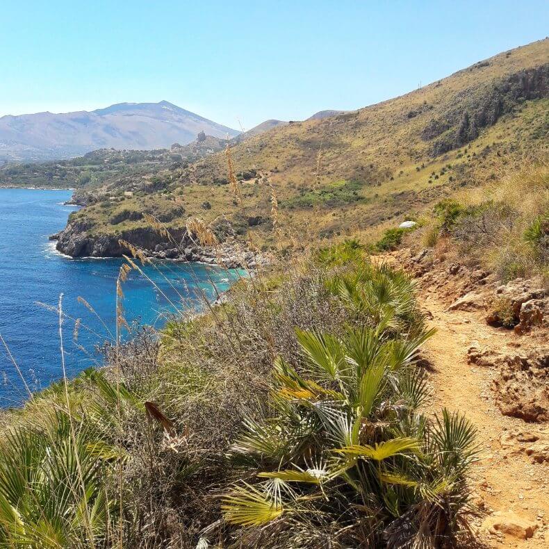 como visitar a Riserva Naturale dello Zingaro