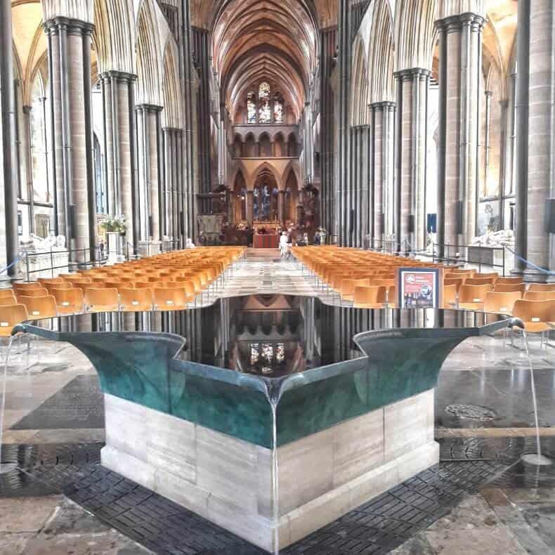 fonte Salisbury