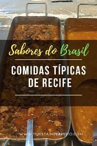 comidas tipicas de Recife