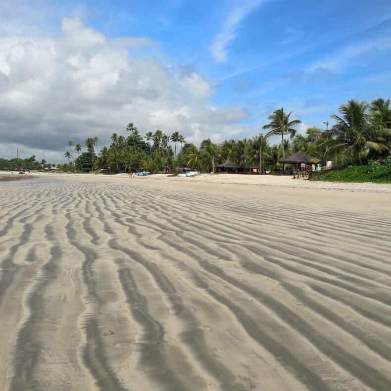 melhores praias do sul de Pernambuco