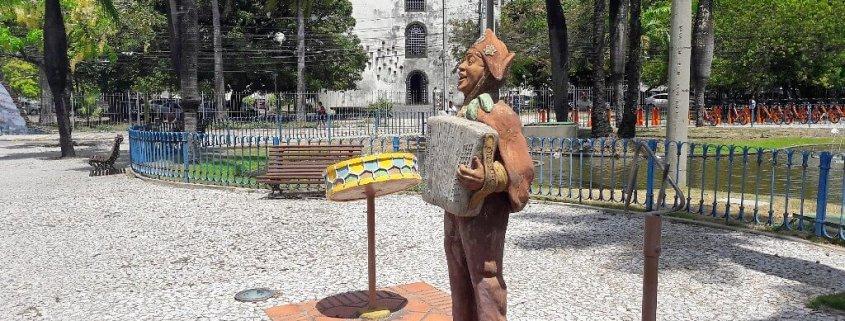 circuito da poesia de Recife